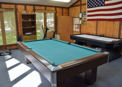 Community Amenities - Billiards